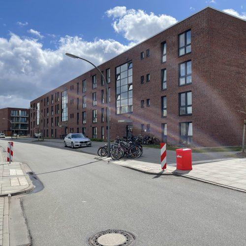 Neubau in Hamburg